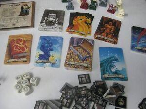 Hero Quest Board Game System Edmonton Edmonton Area image 5