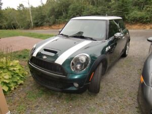 2008 MINI Mini Cooper S Coupe (2 door)