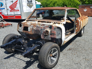 1964 Chevrolet Chevelle SS project
