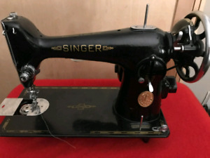 Singer sewing machine 201k