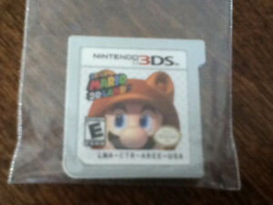 Jeux de Nintendo 3DS - Super Mario 3D Land