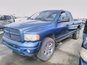 2002 dodge ram 1500 4x4  sport engine knocking