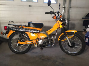 1978 HONDA CT90 VERY GOOD CONDITION $1675.00