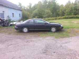 1998 Monte Carlo LS for Parts or Sell as whole.