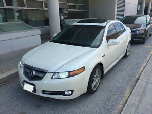 2008 Acura TL Nav Package, Tan Interior, Low KM, Great Price