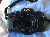 Ricoh KR10 super 35mm camera