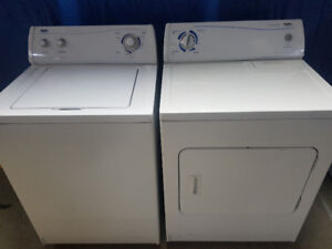 Washer and Dryer Large Capacity Energy Efficient Models