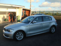 BMW 118 2.0TD 2007MY d ES GUARANTEED CAR FINANCE