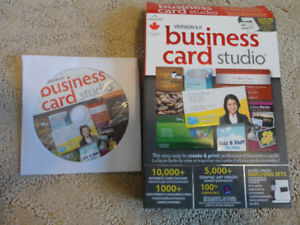 Business Card Studio Version 4