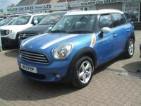 Mini Countryman Manual Diesel COOPER D ALL4 DIESEL Blue 2011 47000 2011/11