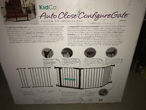 Safety Gate - multi-size and auto-close