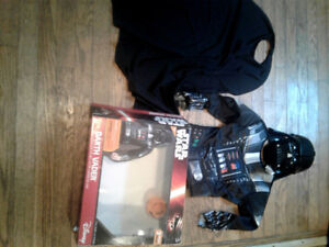 Darth Vader costume ages 4 to 6