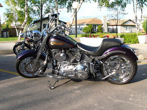 2004 Harley Davidson Fat Boy Custom