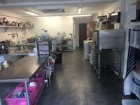Commercial kitchen Space to rent