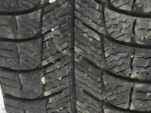 Michelin X-Ice Tires And Rims Like New
