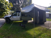 Slide on camper Upwey Yarra Ranges Preview