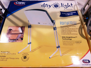Carex Light Therapy Light