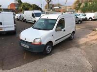Renault Kangoo 1.9D 655D spares or repairs