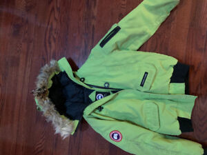 Womens CANADA GOOSE SIZE SMALL 100% AUTHENTIC