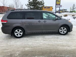 2011 Toyota Sienna LE Dark Gray FWDrive - For Sale By Owner