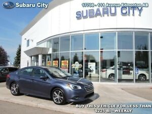 2017 Subaru Legacy 3.6R Limited with optional Technology Package