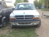 04 Dodge Dakota 4.7 V8 Quad Cab