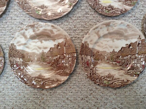 "Vintage Johnson Brothers ""Olde English Countryside"" Dinnerware Kitchener / Waterloo Kitchener Area image 3"