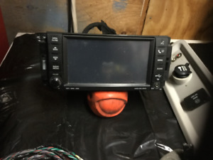 Factory DVD system from a 2008 Dodge Caravan