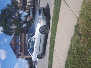 1998 Honda Civic Si Coupe rolling shell (2 door)