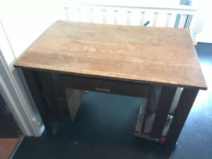 Antique Desk trade for your favourite 6 craft beers