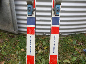Downhill skis with poles. Windsor Region Ontario image 3