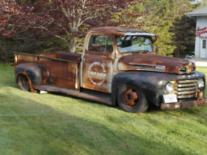 1948 ford rat rod