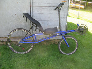 Sun Bicycles EZ Speedster SX Recumbent Bicycle