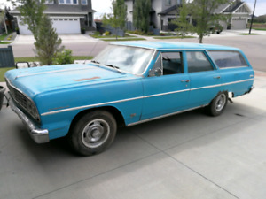 1964 Chevelle Wagon