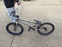Mafia Bike Clip BMX - Chrome