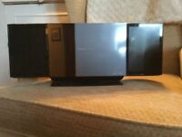Panasonic DAB radio / CD player / Stereo