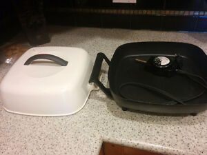 Sunbeam Electric Frying Pan