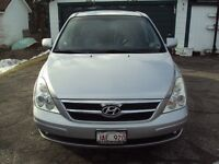 2007 Hyundai Entourage SXT Minivan, Van-$ 2900