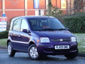 Fiat Panda 1.2 Mamy 2009 + 1 LADY OWNER + 8 FIAT SERVICE STAMPS