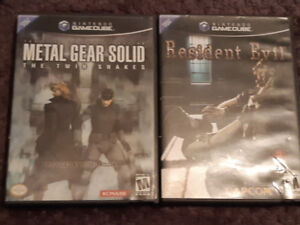 Metal Gear Solid: The Twin Snakes and REmake