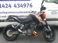 KTM Duke 125 / Learner Legal Street Fighter / Nationwide Delivery