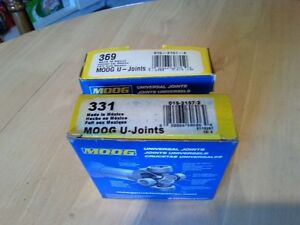 Nissan Titan Universal Joints NEW IN BOX