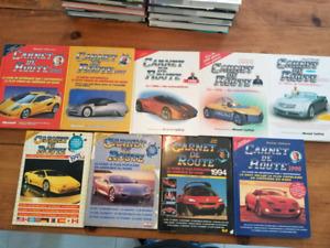 Livres Carnet de Route