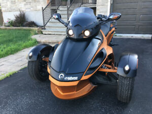 Spyder RS-S Sport Touring Can-Am 2011