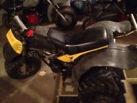 3 wheeler up for grabs. 220dx