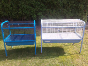 Medium and Large Pet Cage with Accessories