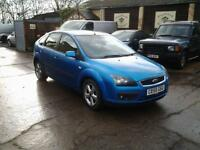 Ford Focus 2 litre petrol Zetec 5 door