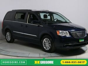 2016 Chrysler Town And Country Touring cuir
