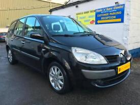 2008 Renault Grand Scenic 2.0 Petrol Dynamique 7-Seater- Metallic Black