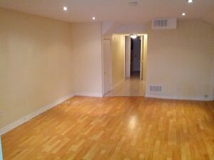 Bright and spacious Open Concept bsmt unit  for rent